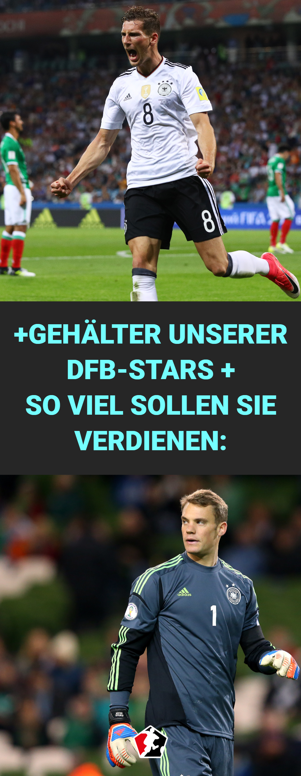 Gehalt Nationalspieler