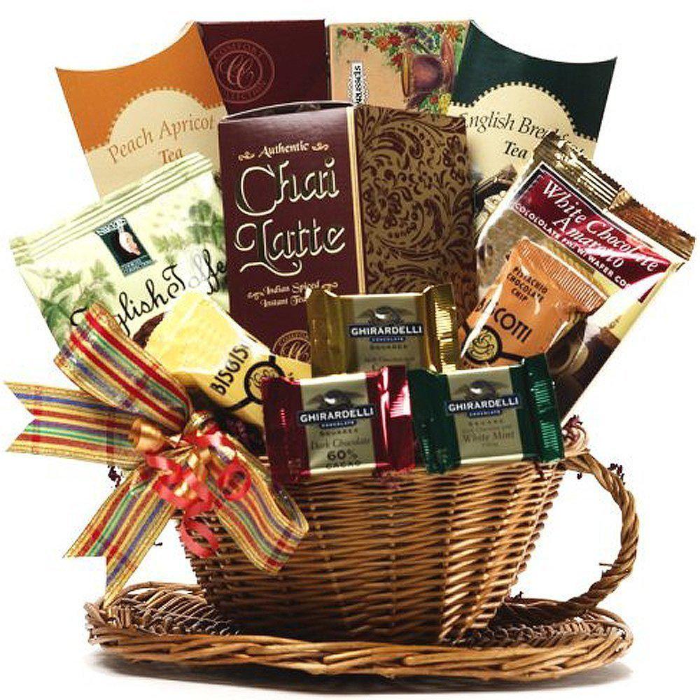 Chai Tea Gift Baskets