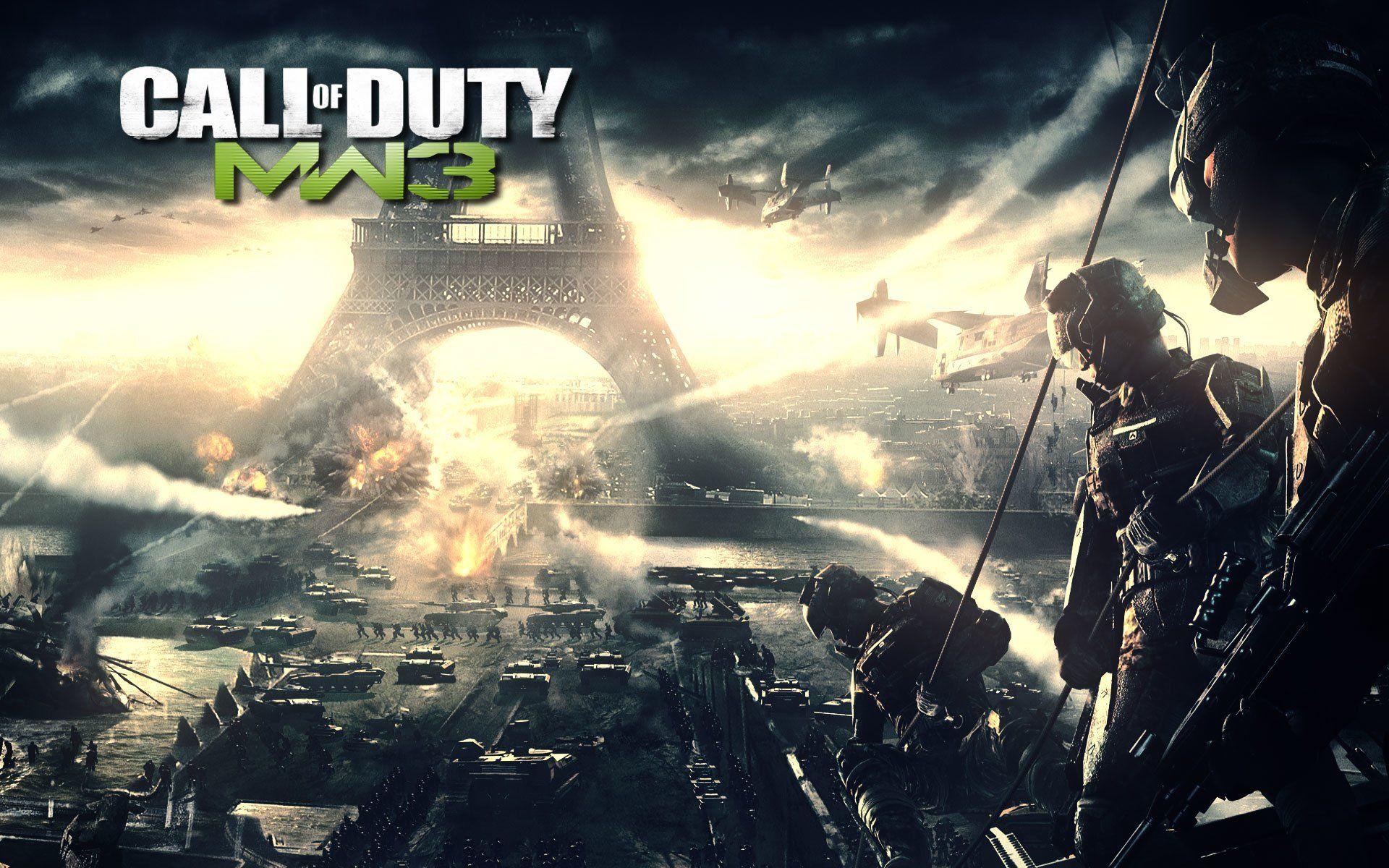 26 Call Of Duty Modern Warfare 3 Hd Wallpapers Background Images Call Of Duty Modern Warfare Best Games