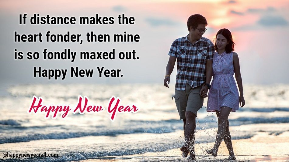 Happy New Year Messages for Girlfriend 2020 Happy New