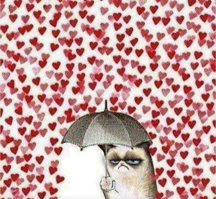 Grumpy Valentine,