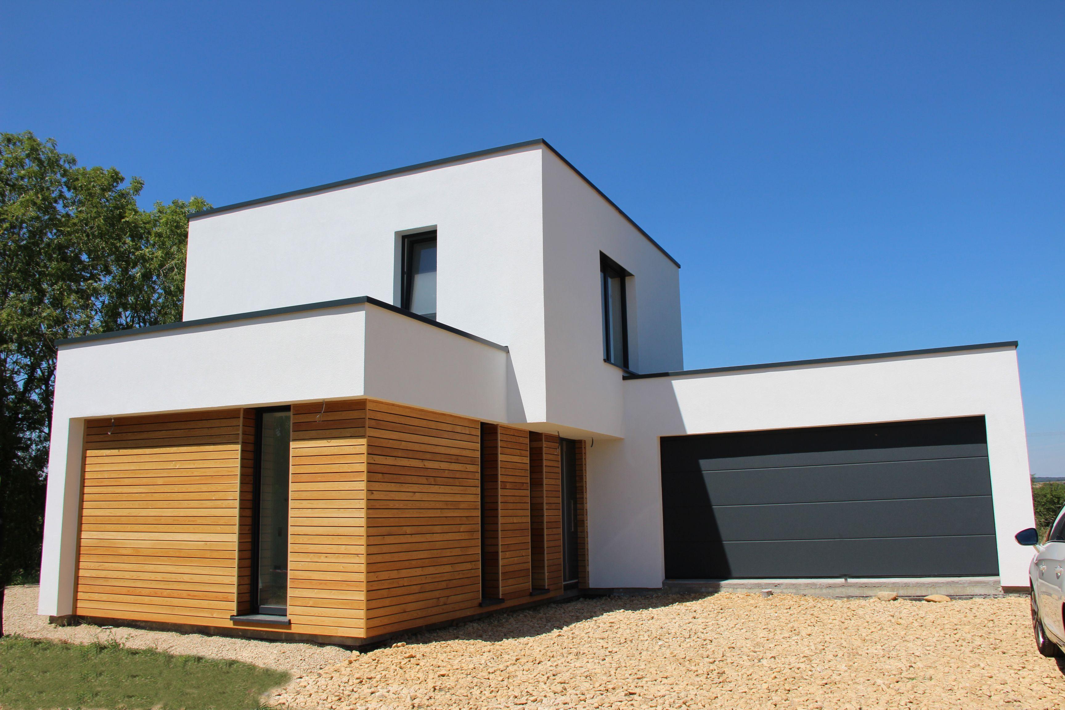 Innovhabitat réalisations construction de maisons bois