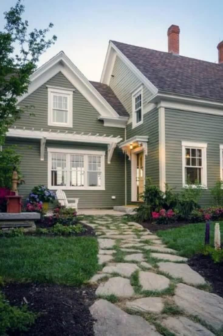 Top 50 Best Exterior House Paint Ideas – Color Designs ...
