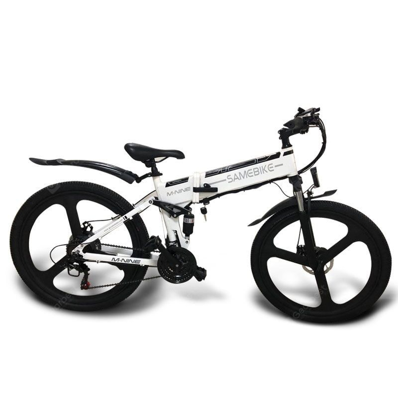 Samebike Lo26 Moped Electric Bike Smart Folding Bike E Bike Sale