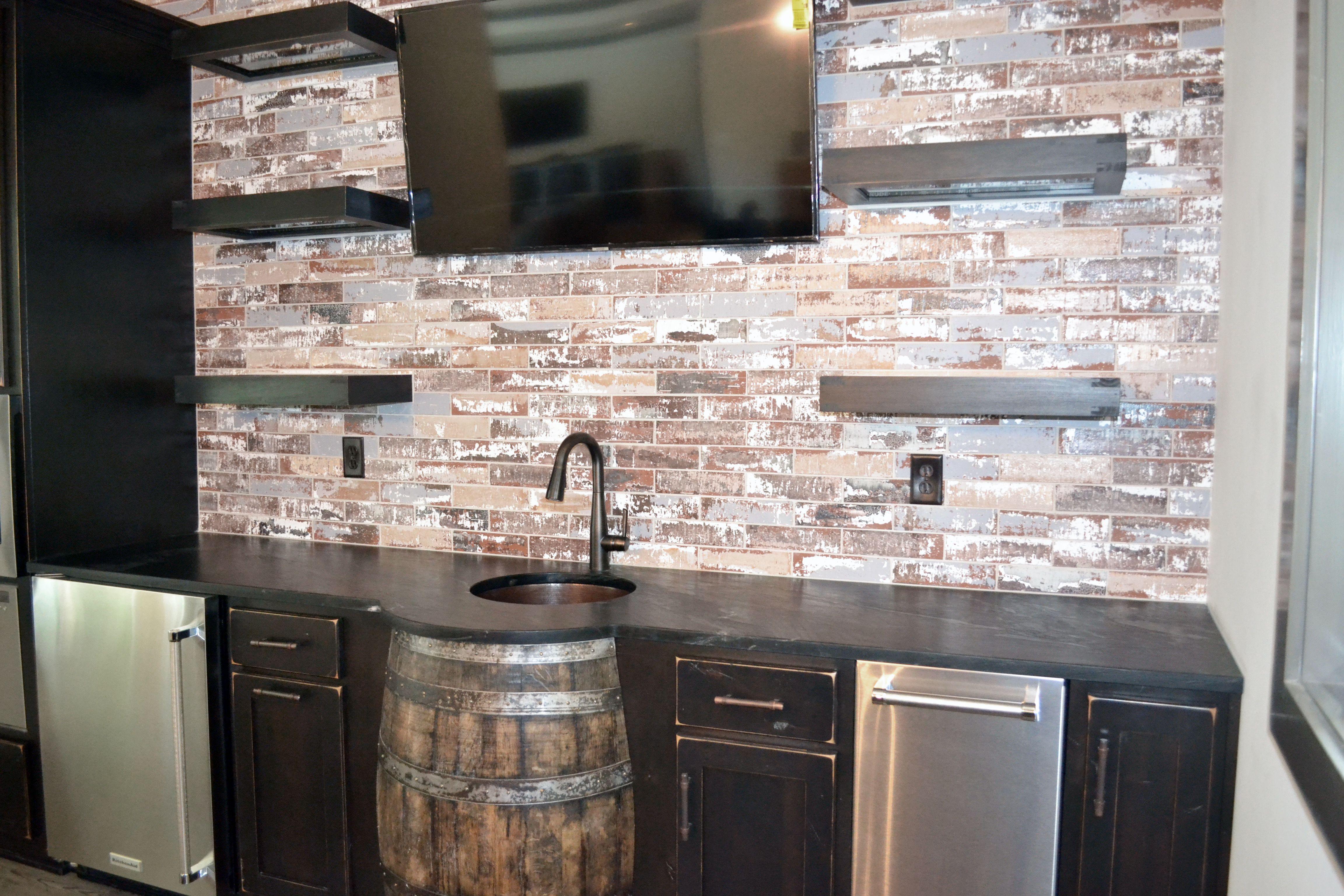 Kitchen Backsplash Tile Parade Of Homes Bowling Green Kentucky