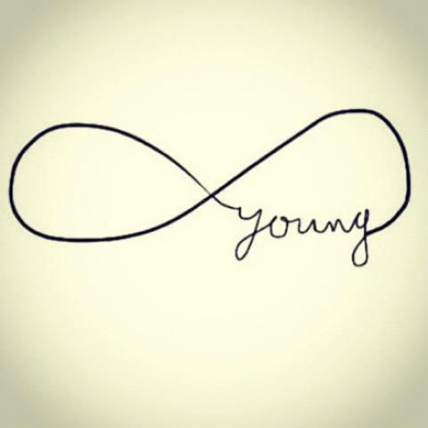 Three reasons to stay young post pinions http for Forever young in japanese tattoo