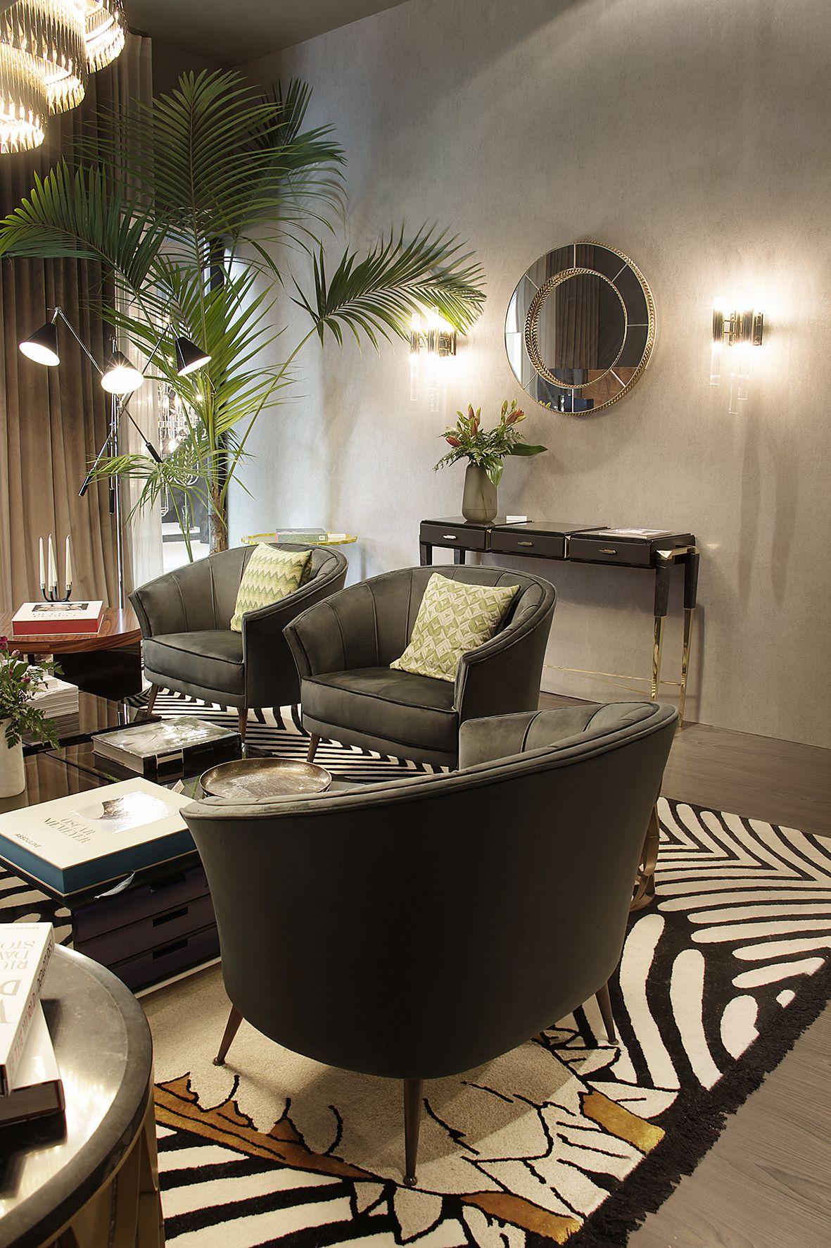Inspiring and sophisticated chairs at maison et objet interiordesign modernchairs maisonetobjet