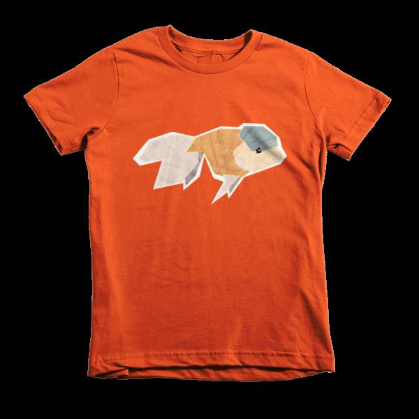 Moody Fish - Child T-Shirt
