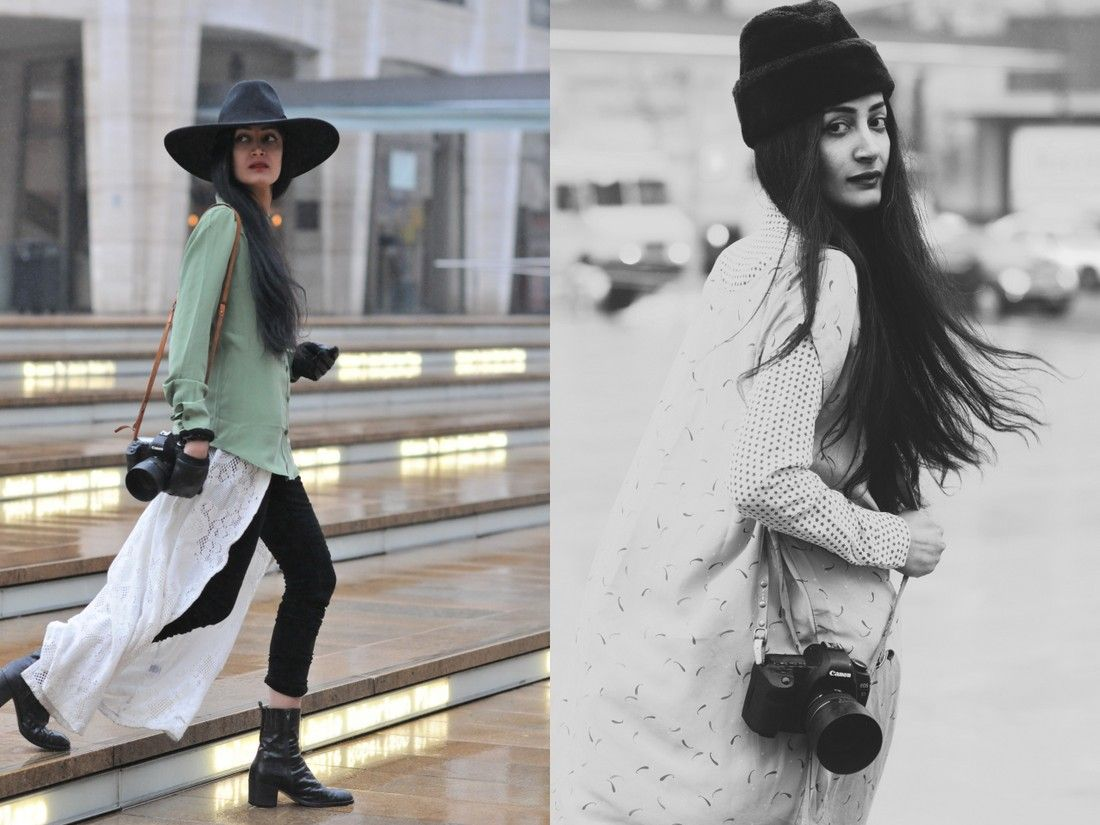 From nadia froufrouu blogger style