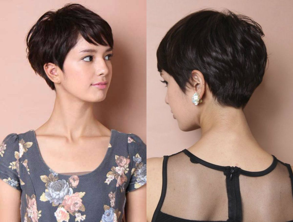 Pixie Hairstyles Extraordinary Pinone Wing Creations On Dream Hair  Pinterest  Haircuts