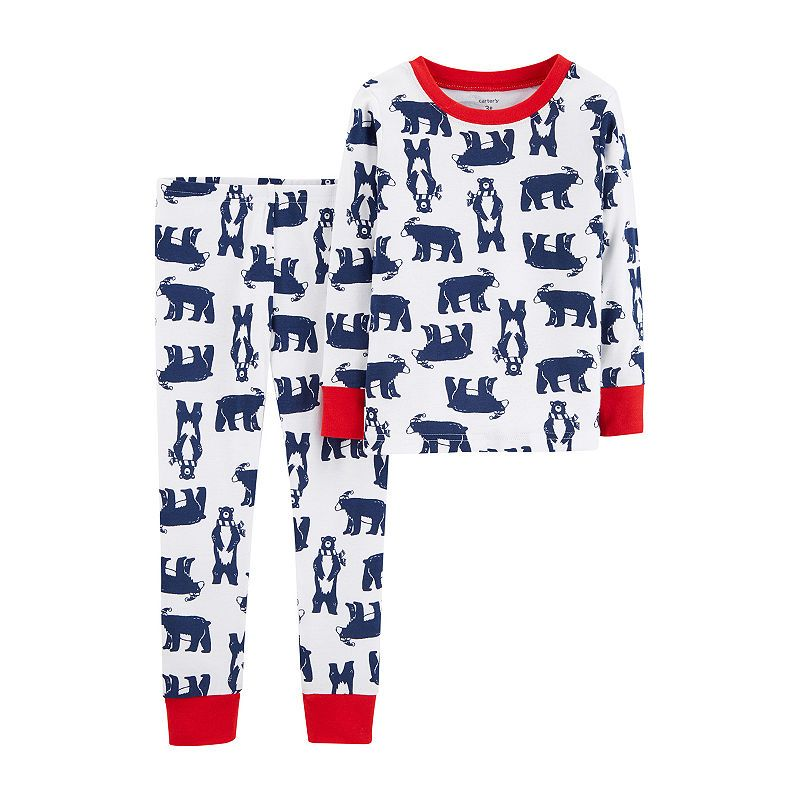 2168d7228 Carter's 2-pc. Pajama Set Baby Boys | Products in 2019 | Pajama set ...