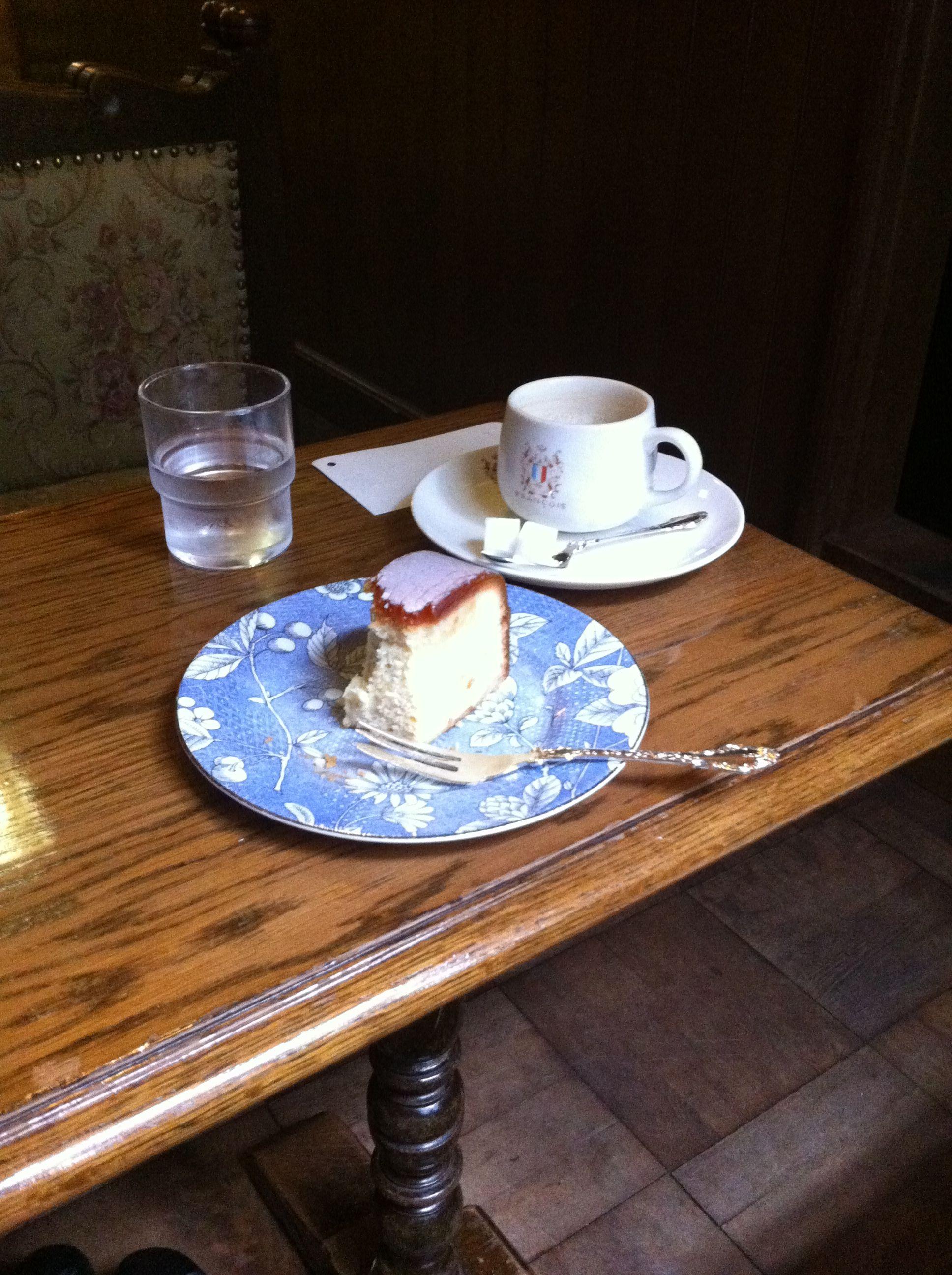 lemon cake @ Kyoto François