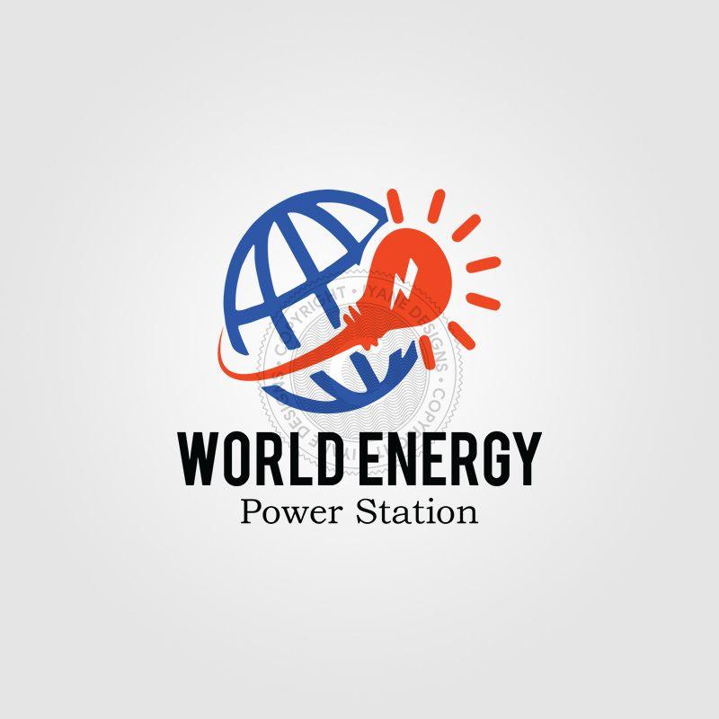 World Energy Logo Iyane Designs Energy Logo Book Posters Logos