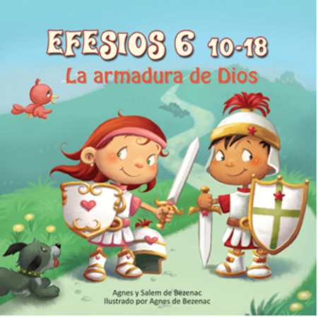 Efesios 6: Capítulos y versículos bíblicos parafraseados junto con ...