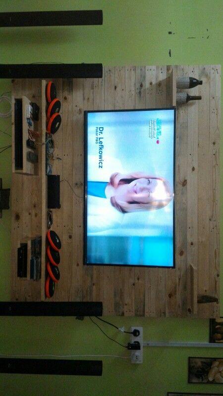 Dinding Dan Rak Tv