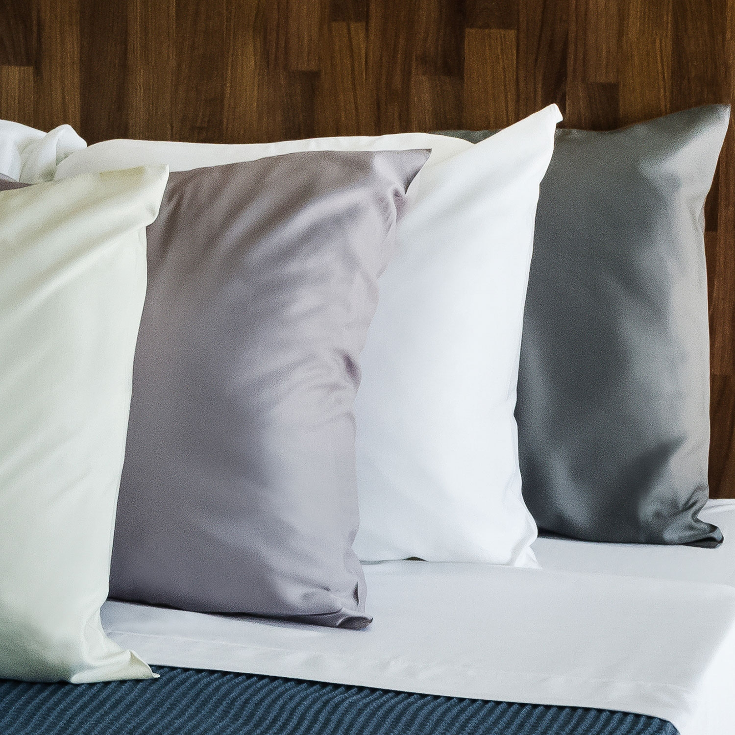 Bamboo Rayon Sheet Collection Pillowcases Pair King Cafe