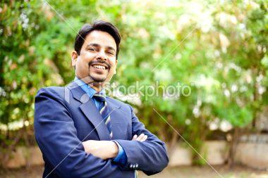 Confident Cheerful Indian Businessman Cheer Stock Photos Royalty Free Stock Photos