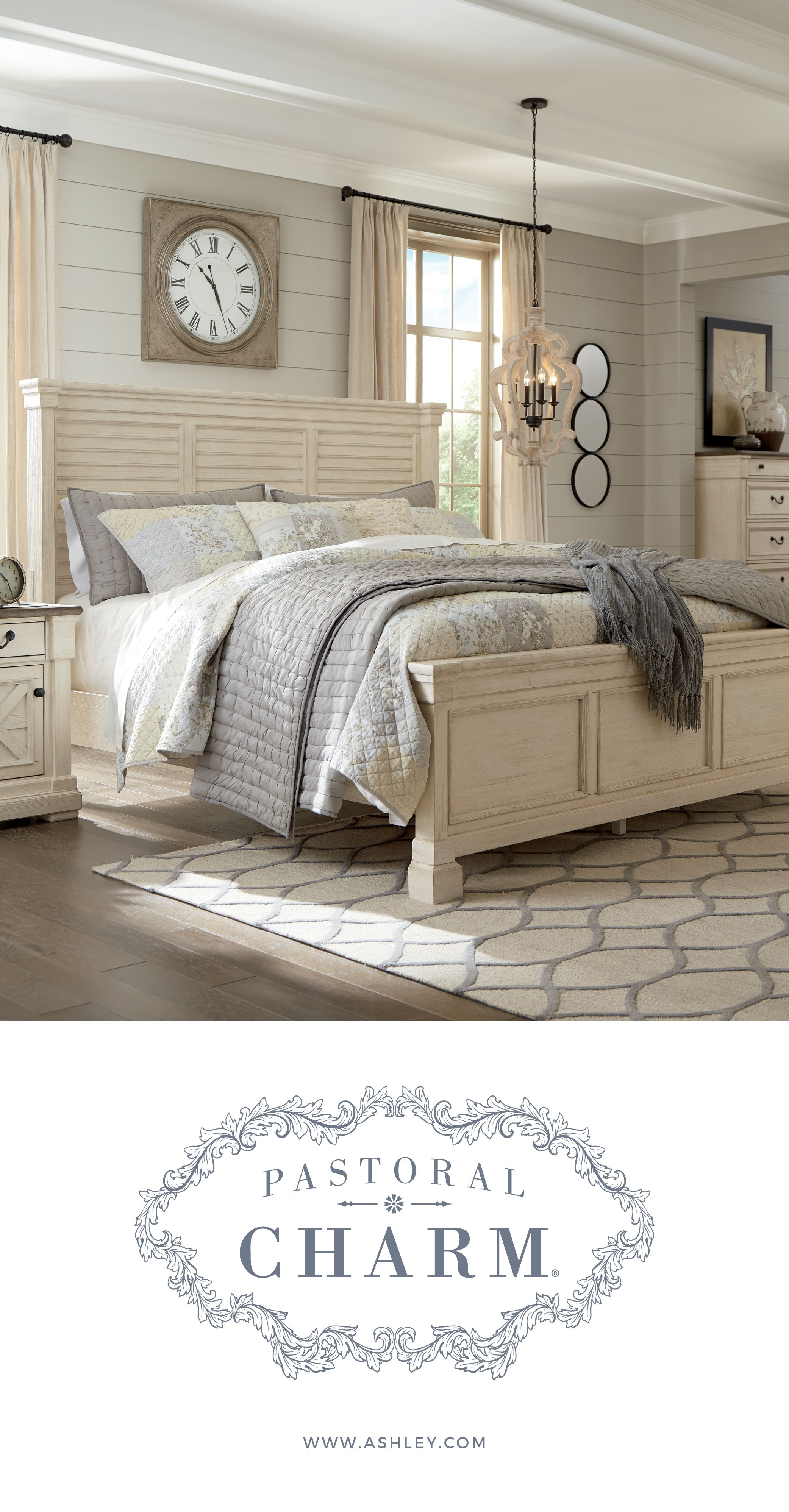 Best Bolanburg Master Bedroom Set Whether Your Style Is 400 x 300