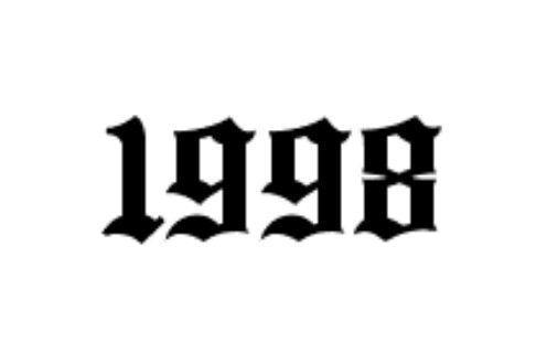 Photo of 1998 goth #piercingsearGuy – #goth #piercingsearGuy