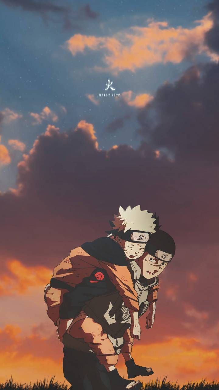 Naruto and Iruka wallpaper by Ballz_artz - 6e21 - Free on ZEDGE™