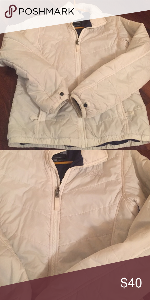 NWOT north face jacket Perfect condition. Super cute North Face Jackets & Coats Puffers
