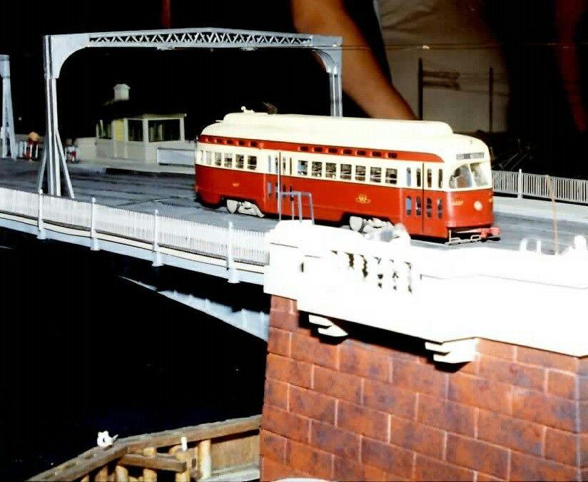 O scale TTC PCC 4657 | Toronto Transit Models | Model ...