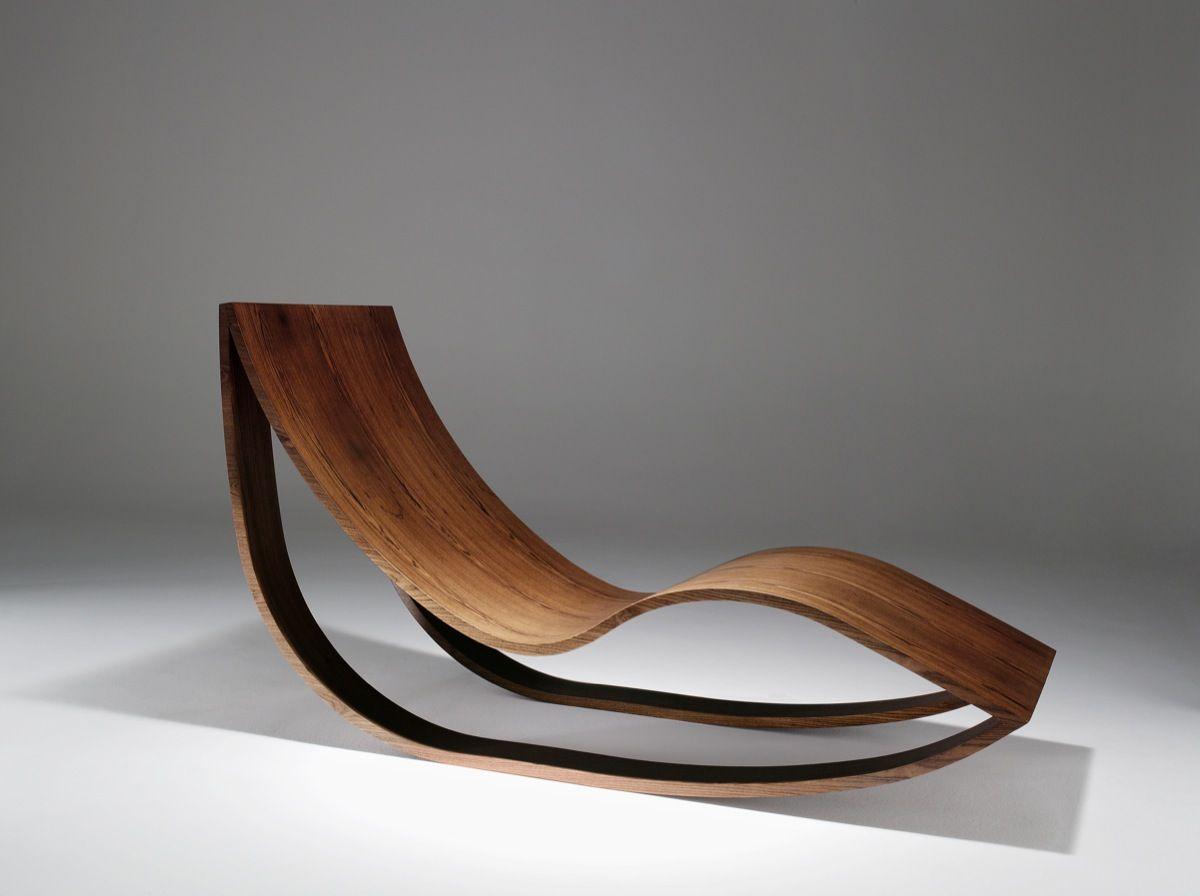 Chaise longue copacabana jacqueline terpins 1 3chaise longue copacabanamadeira louro preto for Chaise 70 cm
