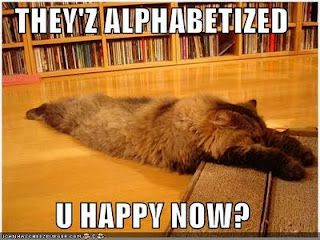 The Life And Times Of The Harrow Library Library Memes Cats