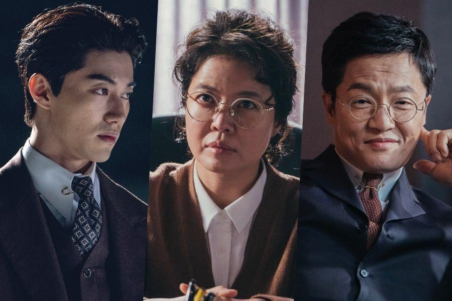"Kwak Dong Yeon, Kim Yeo Jin, And Jo Han Chul Are Villains Ready To Take On Song Joong Ki In Drama ""Vincenzo"""