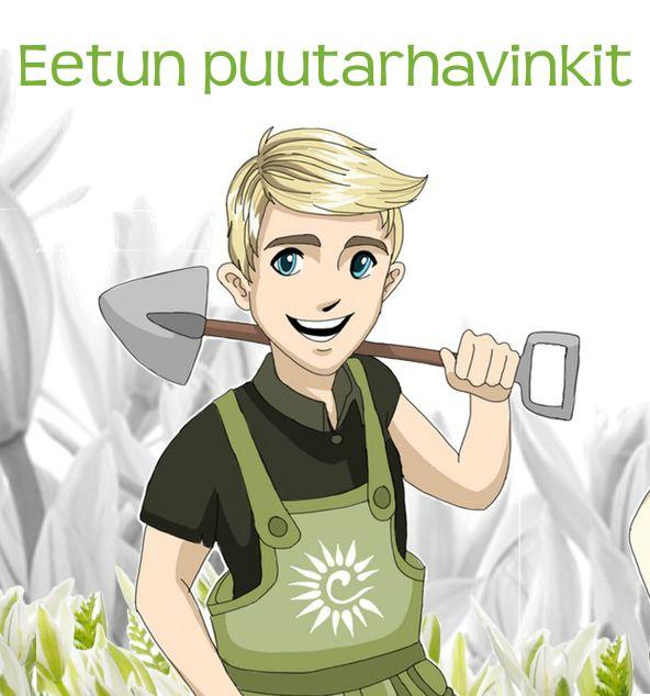 Eetun puutarhavinkit, ekukka.fi #puutarha, #kukkia, #kukkavinkit