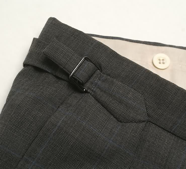 Changing Belt Loops To Side Adjusters Tailor