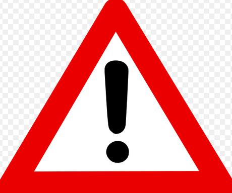 Pengertian Contoh Serta Perbedaan Antara Warning Caution Dan Notice Dalam Bahasa Inggris Inggris Pengingat Diri Peringatan