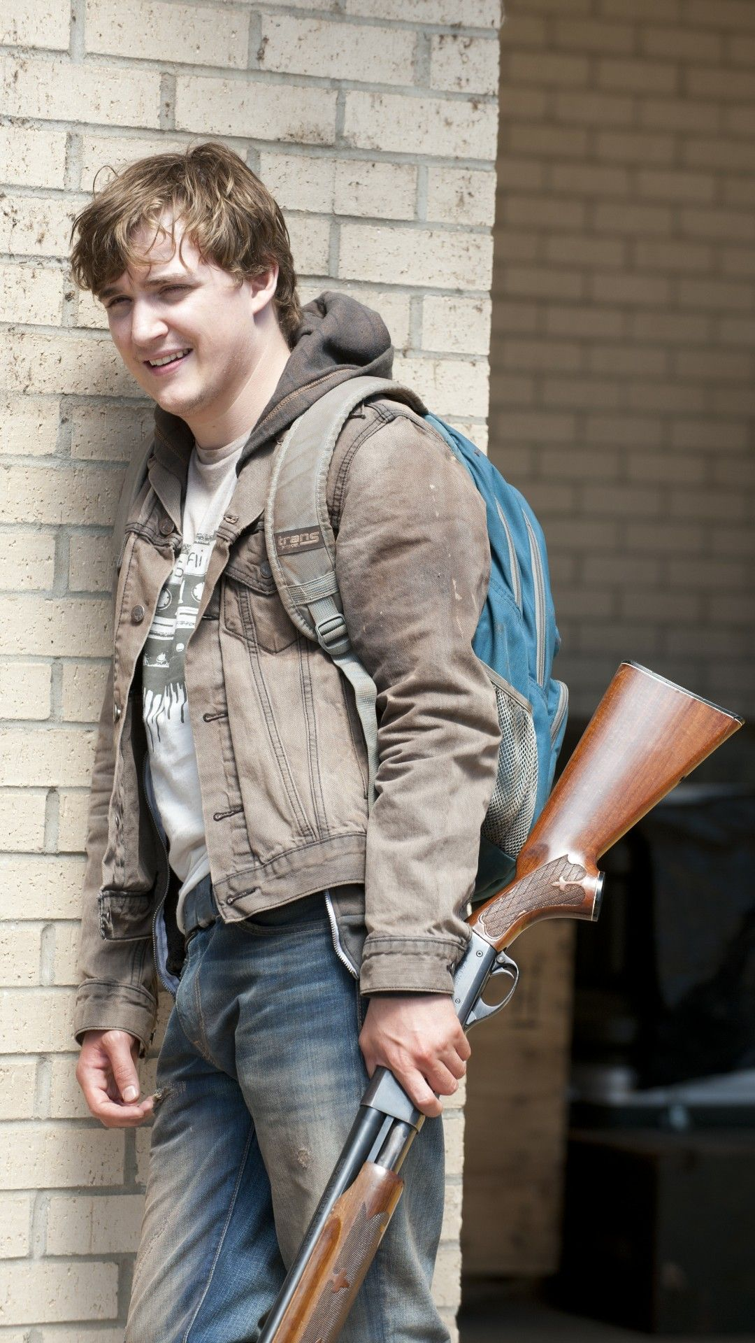 Kyle Gallner como Zach - The Walking Dead 4° Temporada, Episódio 1 ...