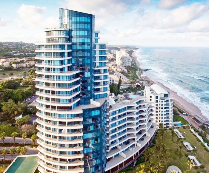 Tallest Buildings in Africa Umhlanga, Building, South africa