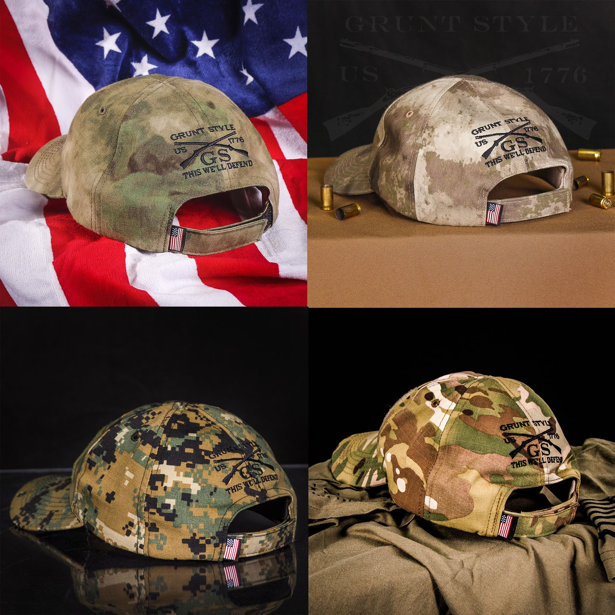Grunt Style s hats are 100% Made In America! Check them out here. www. gruntstyle.com gear.html cda7a5b4abe