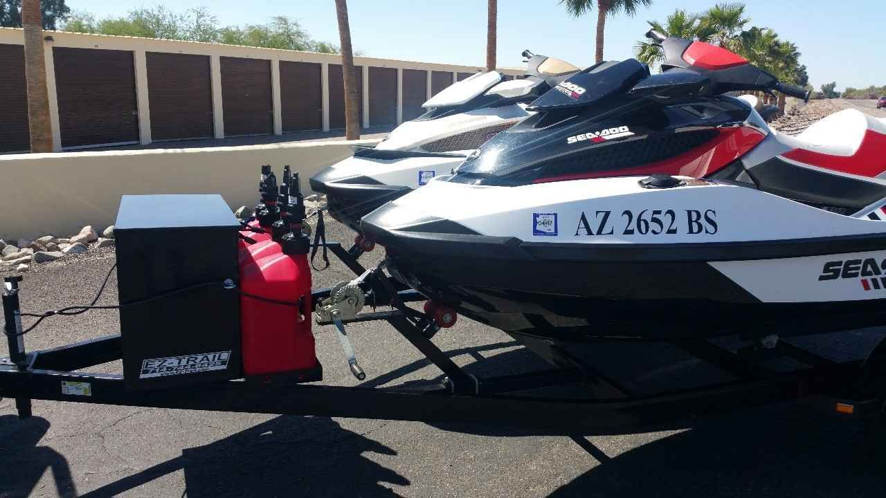 Used 2012 Sea Doo WAKE PRO 215 Jet Skis For Sale in