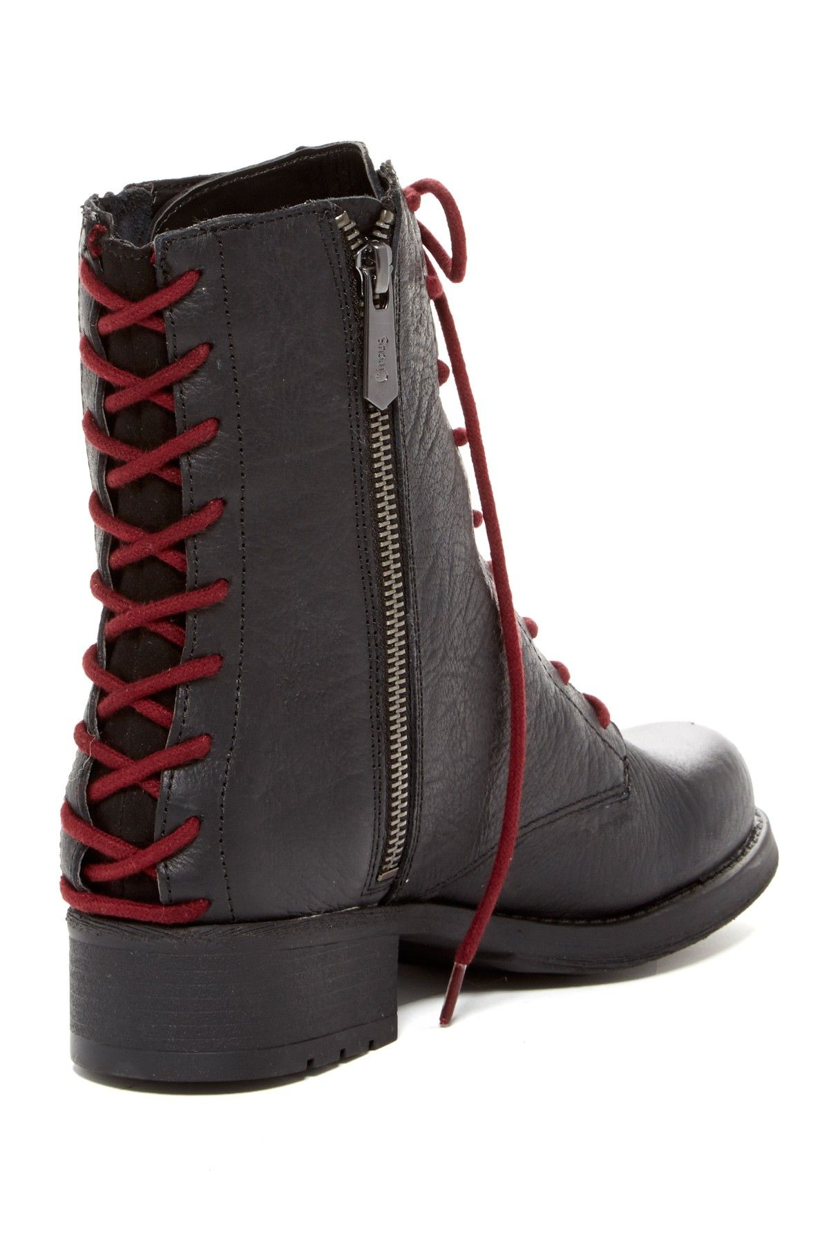 dbb3e06dbca3ae Sam Edelman boots. Change the red laces for lace ones