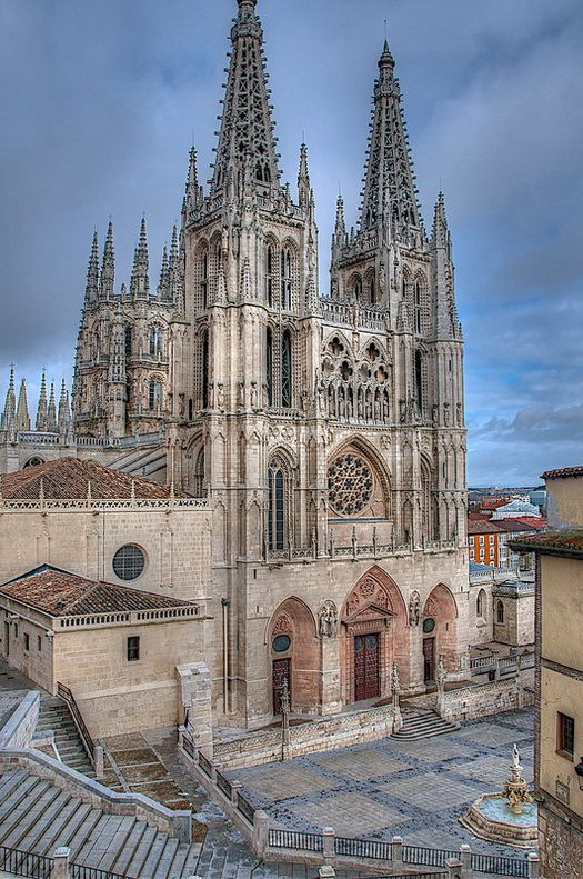 The Most Beautiful Spanish Cathedrals Cathedral French Cathedrals Cathedral Church