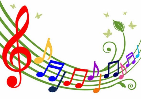 Let the MUSIC play. Oh wait, I mean the CHORUS...... | Music clipart, Free  art prints, Free clip art