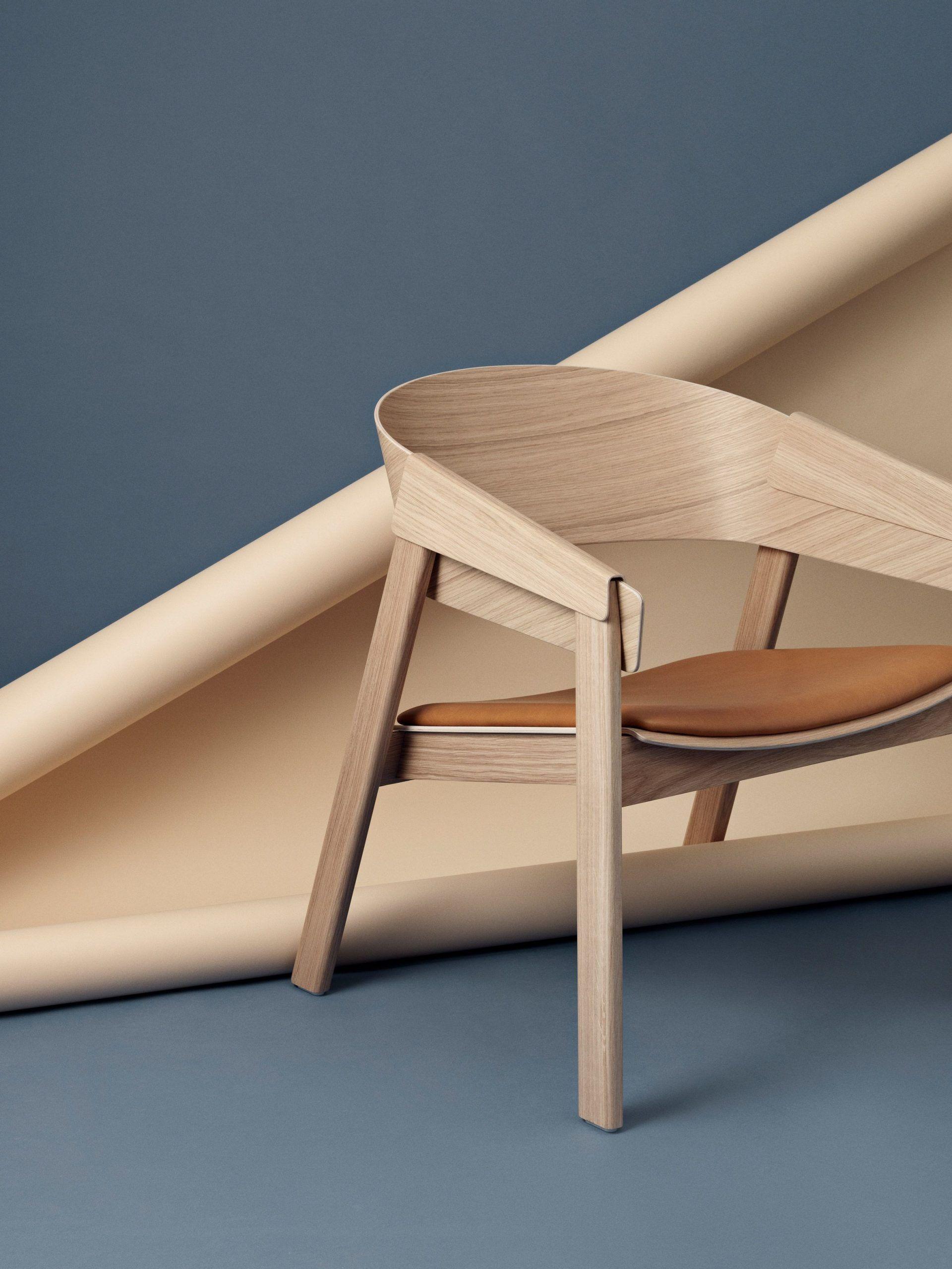 Thomas Bentzen S All Wood Cover Lounge Chair For Muuto Channels Scandinavian Design In 2020 Wooden Lounge Chair Scandinavian Chairs Chair Design