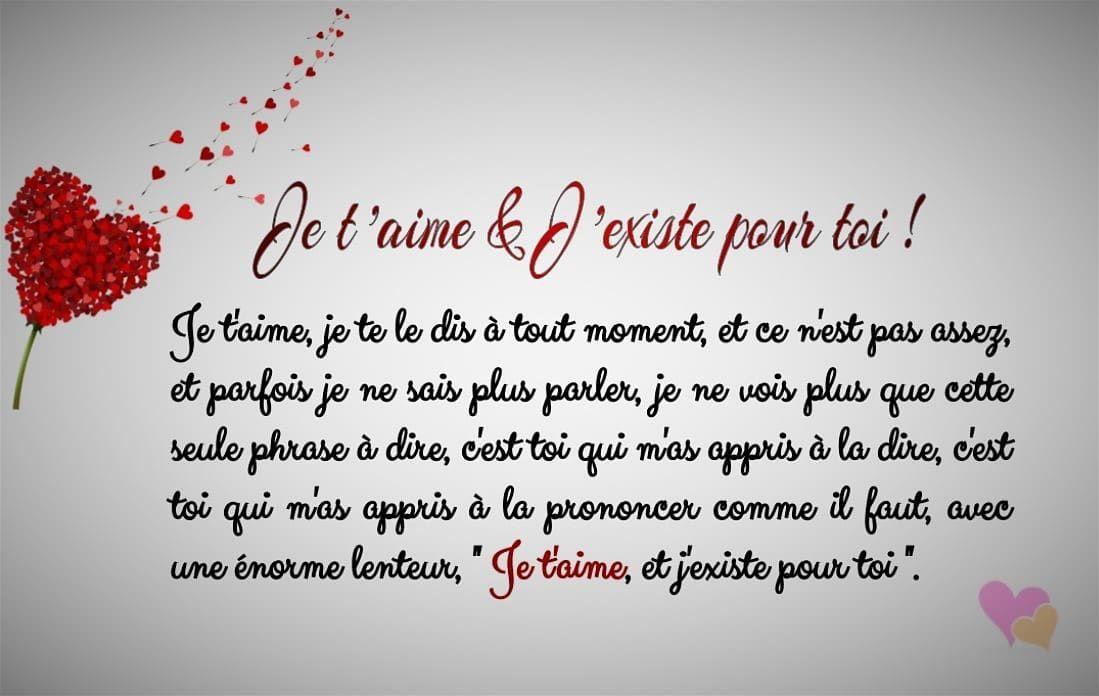 épinglé Sur Beau Texte D Amour
