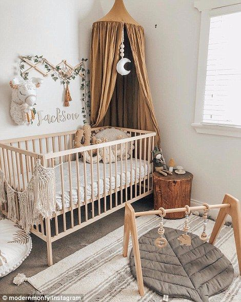 Inside the most beautiful gender neutral nurseries on social media images