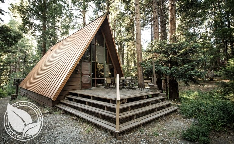 Charmant Glamping Cabins Southern California   Glamping Near Palm Springs