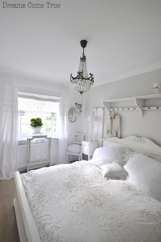 Restful Simplicity from Dreams Come True blog