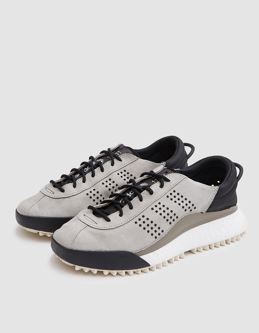 Alexander Wang Black Marathon Trail Sneakers