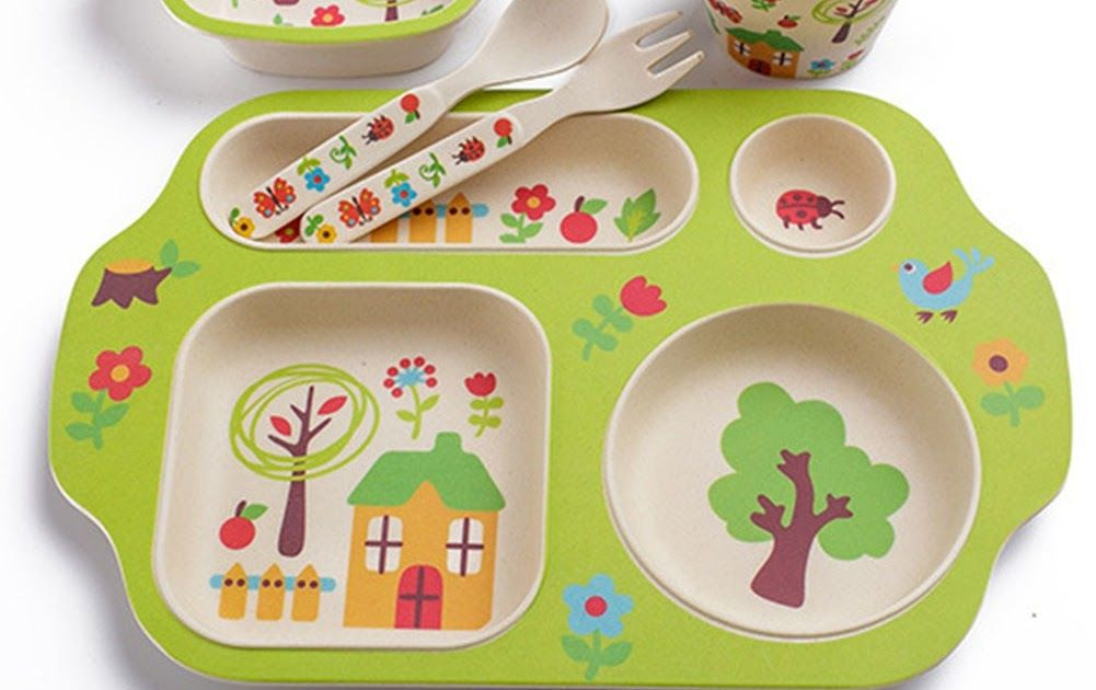 Discount This Month Cute Baby Kids Children Bowl Slip Resistant Tableware Set Safe Baby Training Soup Spoon Dietary Sucker Bowl Yh 17 Make Bamboo Dishes Baby Dishes Baby Plates