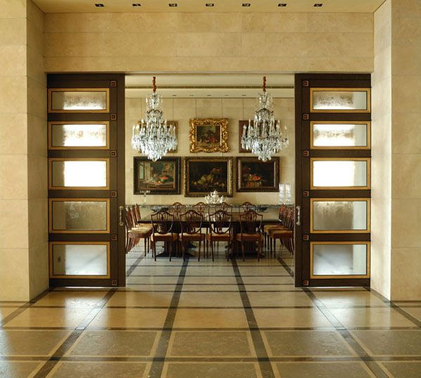 Lebanese Interior Design Collection Fusionstyleinteriors_8Jean Louis Mainguy  Decoration .