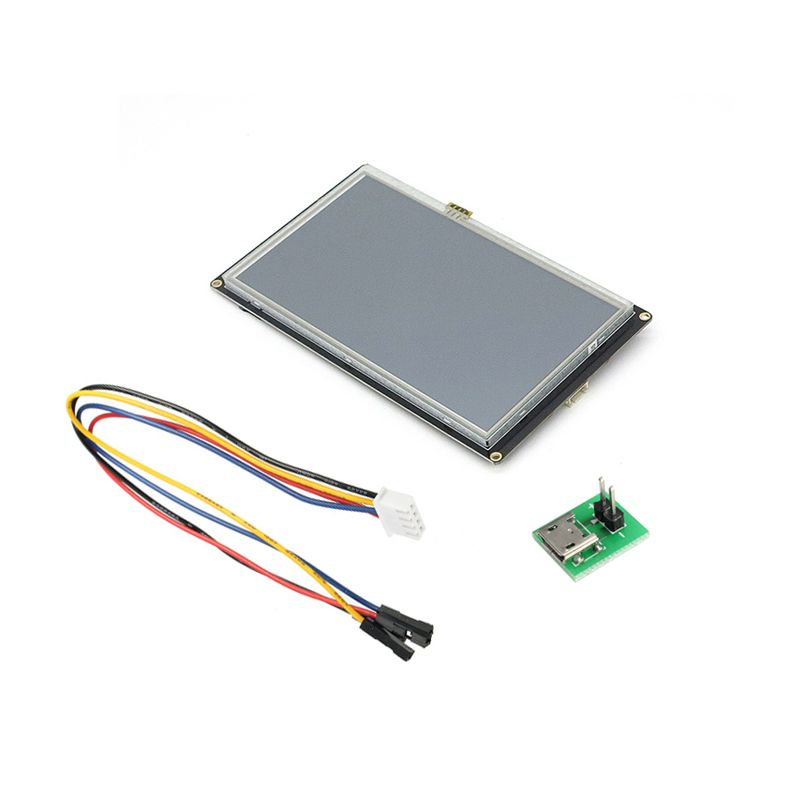 7 0 Inch Nextion HMI inteligente Inteligente inteligente USART UART