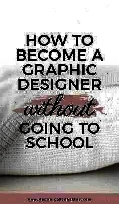 to school I taught myself graphic design on my own and am now a freelance designer  all without going to school and paying costly tuition  Work From Home  Graphic DesignL...