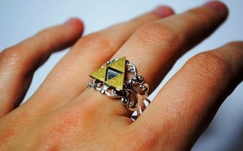 Triforce ring